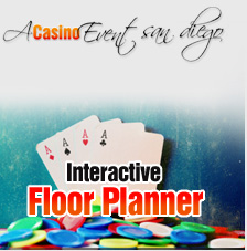 Casino Party Floor Planning Software