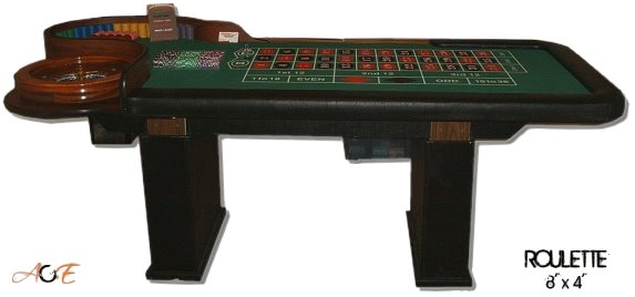 San Diego Casino Quality Roulette Table Rental